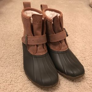 Sperry Ripwater Snow Boot Size 7
